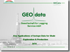 Key Applications of Isotope Data for UCG