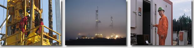 GEO-data - Einsatz im Tiefbohrbereich
